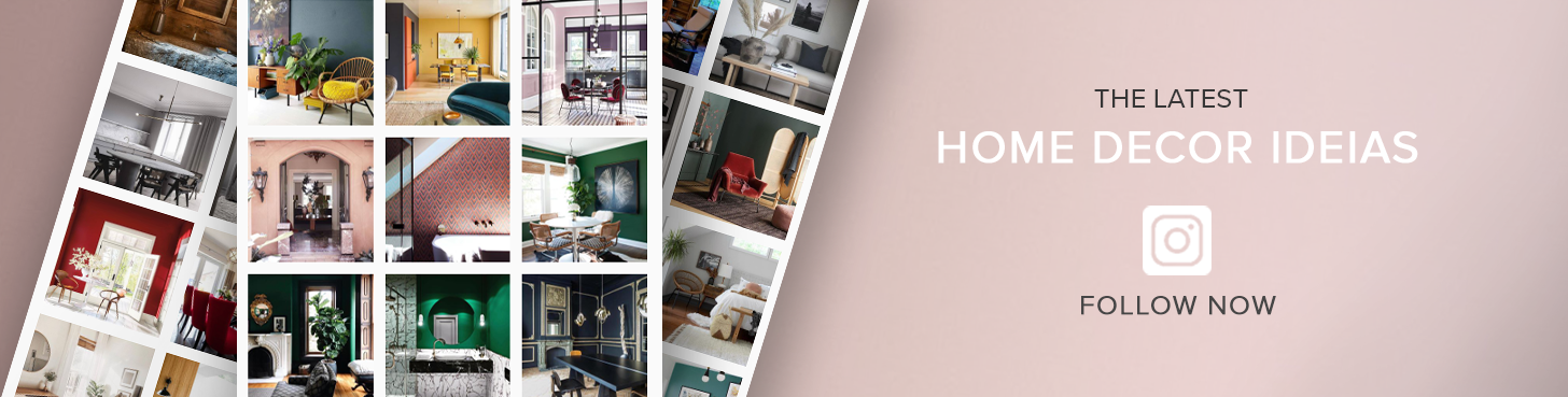 Home Decor Ideas Instagram color trends Color Trends You'll See Everywhere In 2020 Home decor Instagram banner