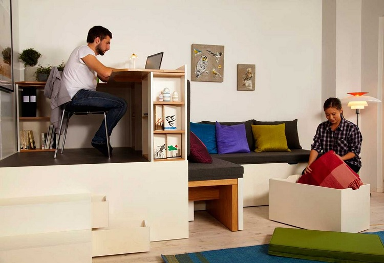 How to decorate a small space | Home Decor Ideas