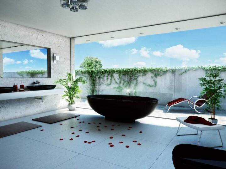 Spectacular 20 Dream Tubs for Bath Lovers
