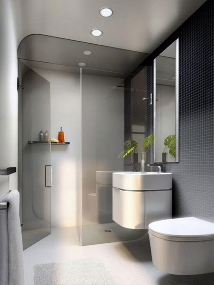 Idea-fpr-small-bathroom 5 Decorating Ideas for Small Bathrooms 5 Decorating Ideas for Small Bathrooms Idea fpr small bathroom