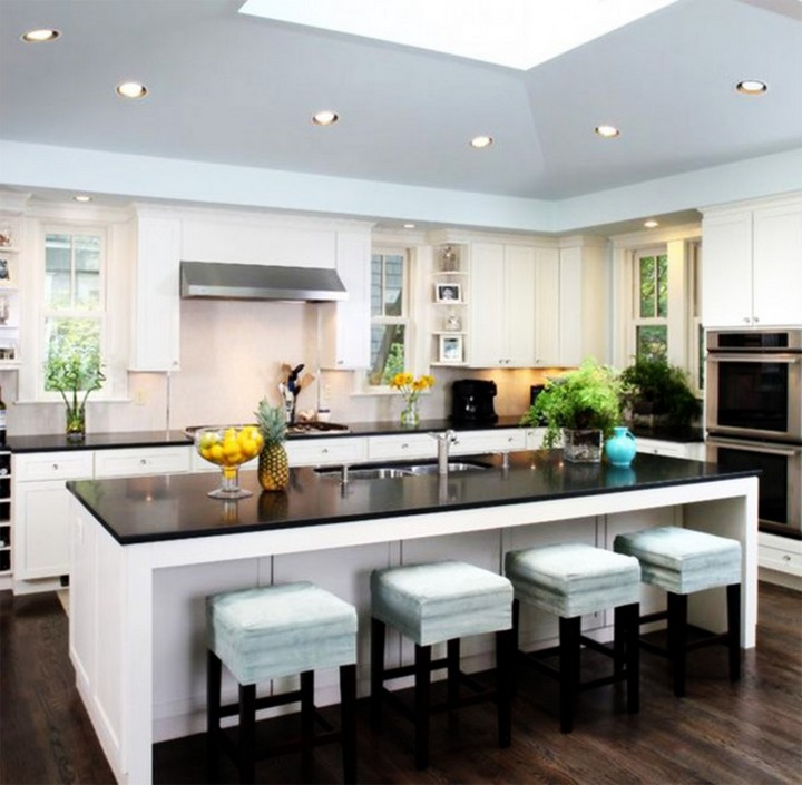 modern island kitchen 5 brilliant modern kitchen islands that we love home decor ideas 4456