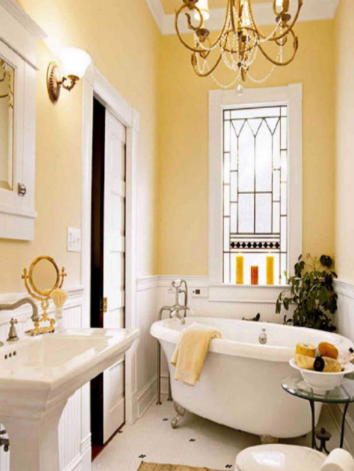 5 Decorating Ideas for Small Bathrooms | Home Decor Ideas on Small Bathroom Ideas Decor id=68856