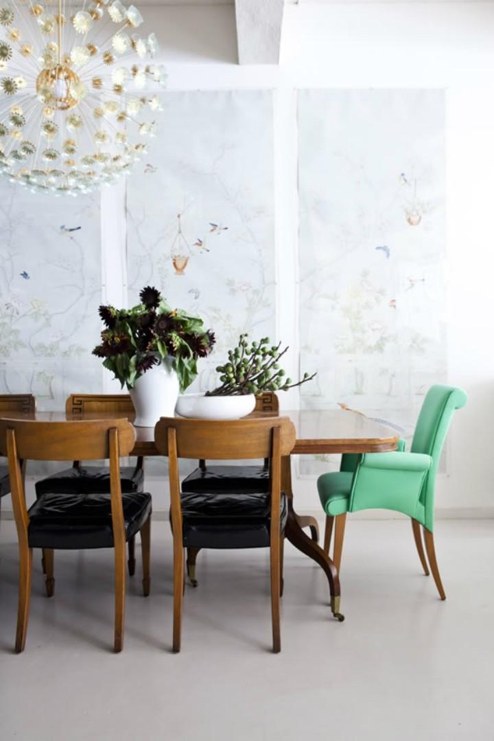 Design tips for vintage luxury home decor ideas for Vintage dining room decorating ideas