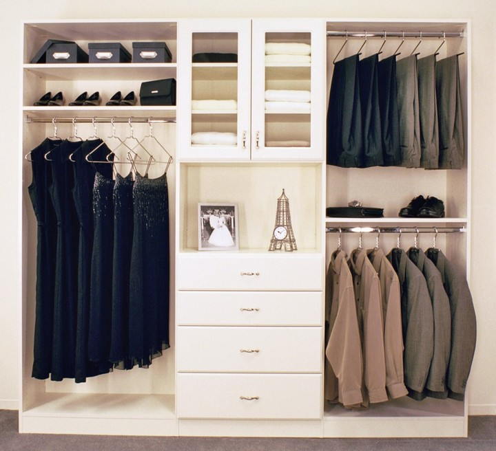 Organize Your Clothes 10 Creative And Effective Ways To Store And Hang Your Clothes: 10 Amazing Organizing Closet Tips That Makes All The