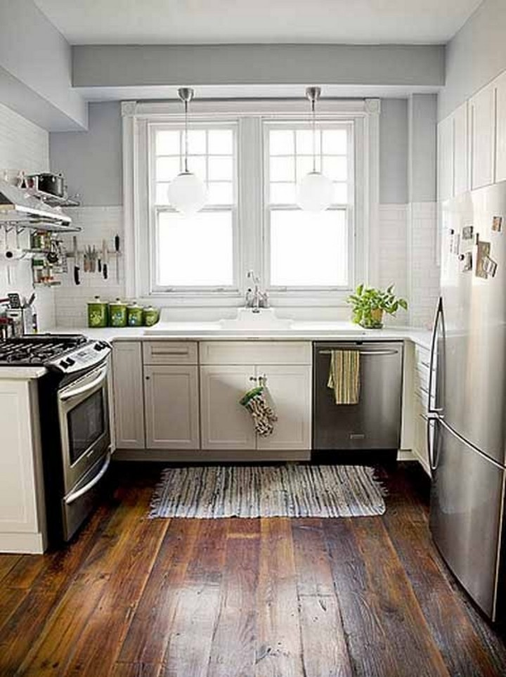 Small Space Tips You've Never Heard Before | Home Decor Ideas on Small Kitchen Renovation  id=74237