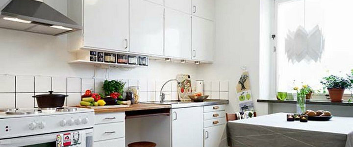 Studio kitchen ideas for small spaces four small studios that explore fun and whimsical styles - Innovative ideas in apartments ...
