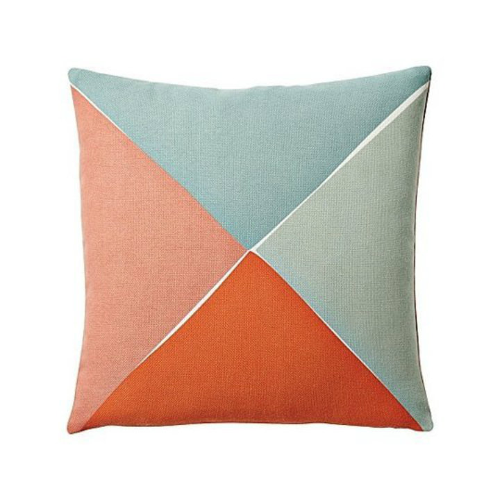 Maritime Floor Pillow at Serena & Lily.