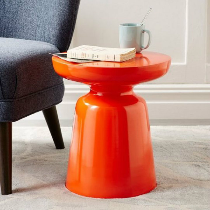 Martini Side Table at west elm.