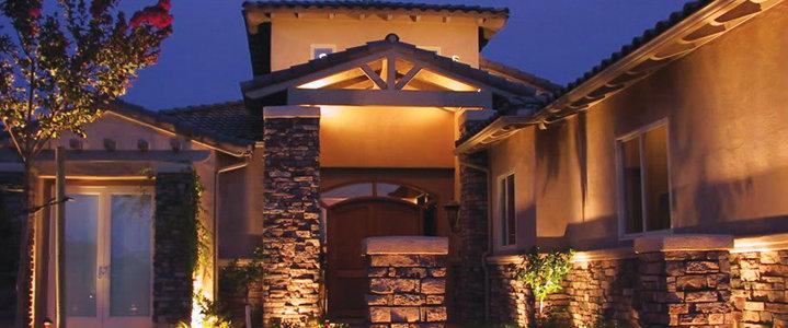 New ideas for exterior lighting