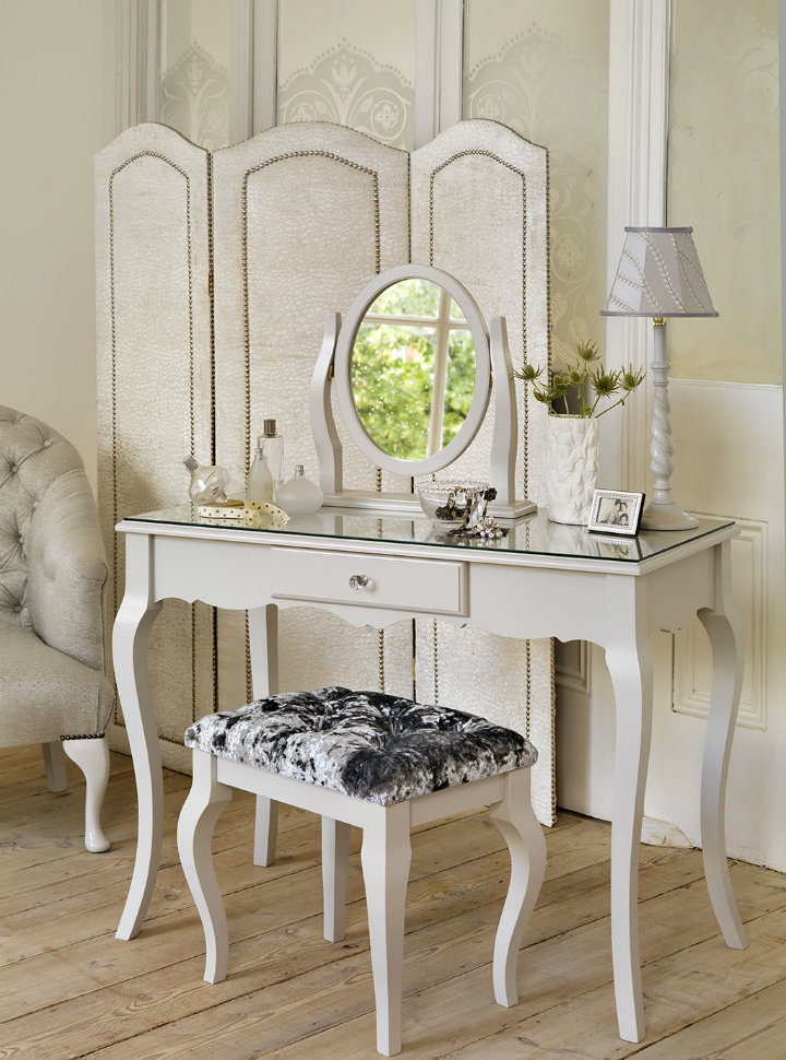 Top Selection Of White Dressing Tables Home Decor Ideas