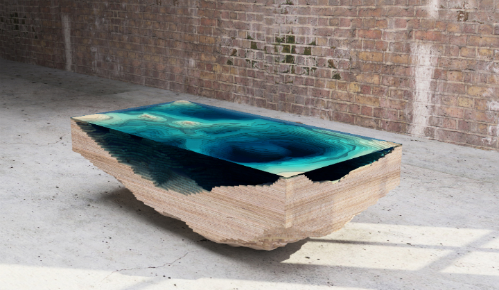 The most impressive coffee tables The Most Impressive Coffee Tables The Most Impressive Coffee Tables Abyss Table 05 hi res logo