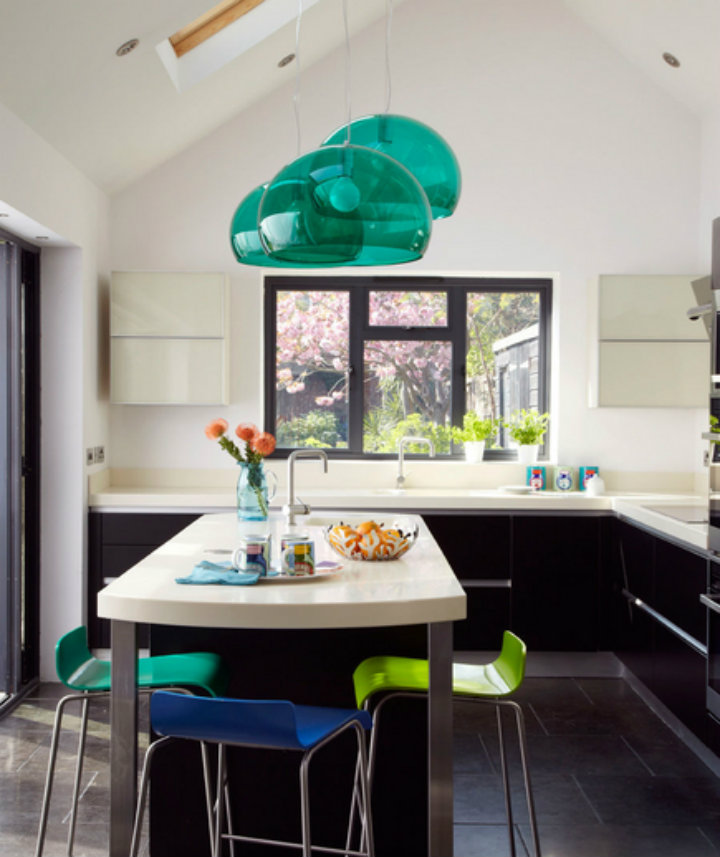 Turquoise Kitchen Decor: 10 Kitchen Decor Ideas