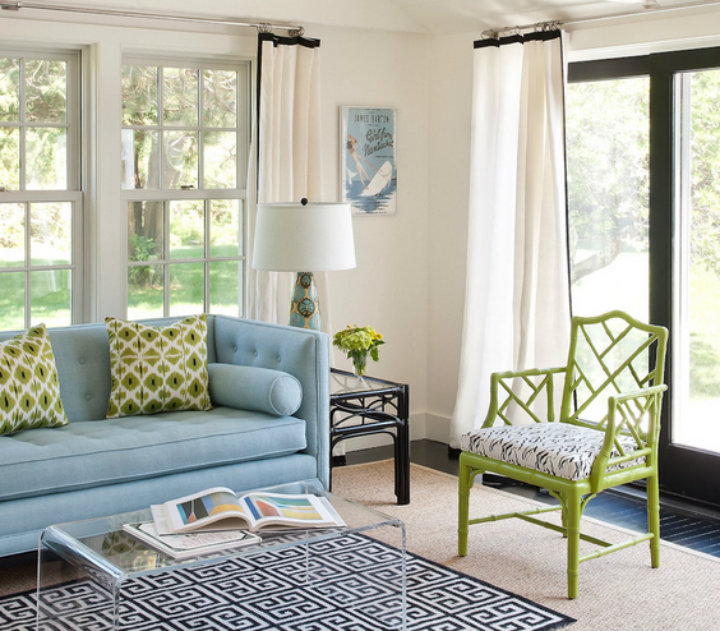 10 modern home decor ideas for living room home decor ideas for Lime green living room furniture