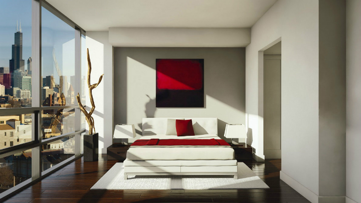 Decorating your home: don't be overpassed! Decorating your Home: Don't Be Overpassed! Decorating your Home: Don't Be Overpassed! awesome view minimalist bedroom interior design
