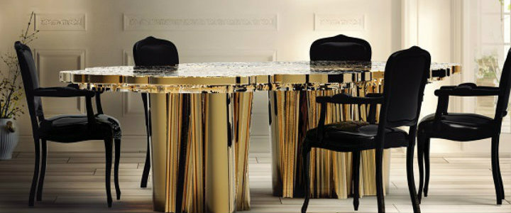 10 Rectangular Dining Tables that You Don't Want to Miss