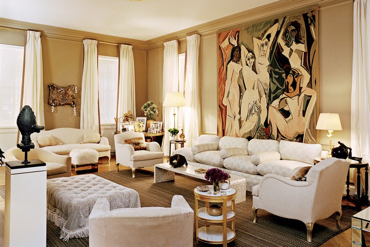 30 Ideas For Luxurious Living Rooms Home Decor