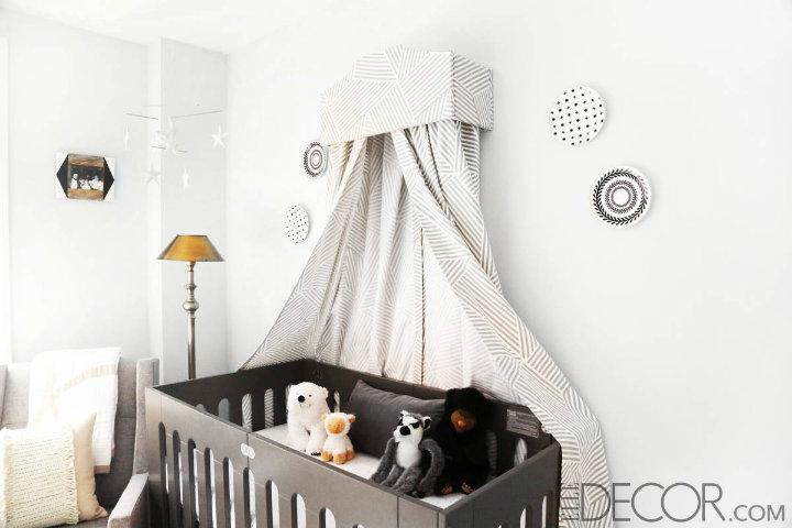 Luxurious nursery