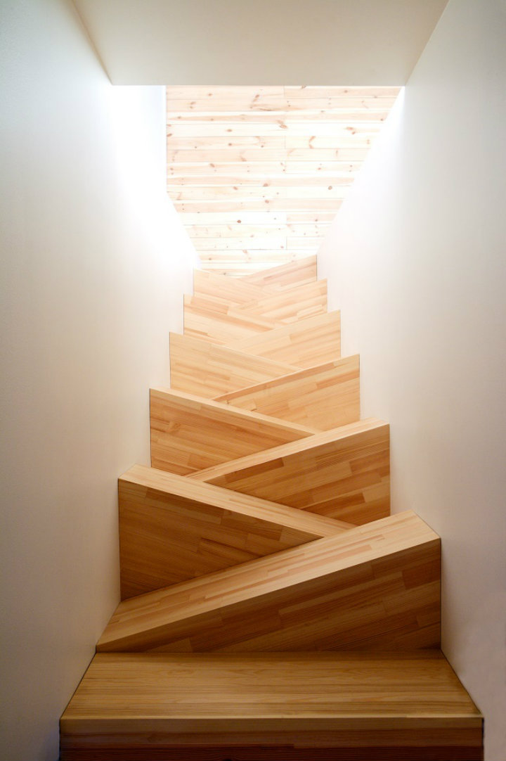 Creative and unusual staircase Unusual staircase designs, let's innovate! Unusual staircase designs, let's innovate! imag 2