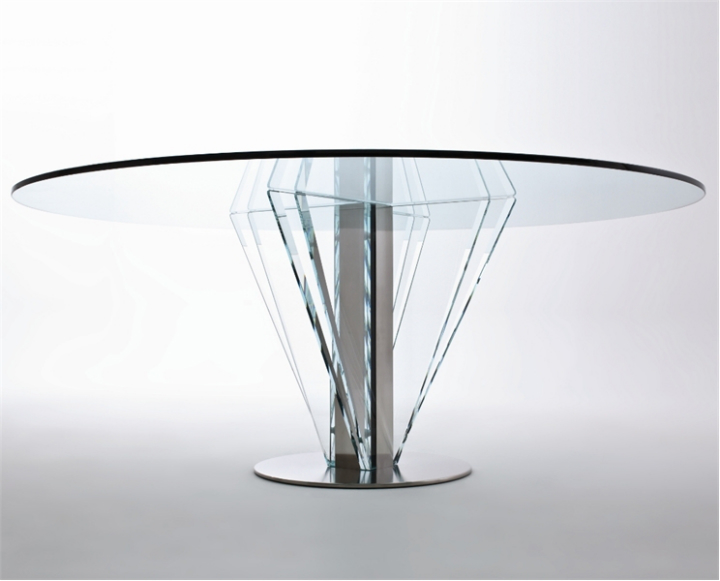 Round Dining Tables With Glass Top Home Decor Ideas