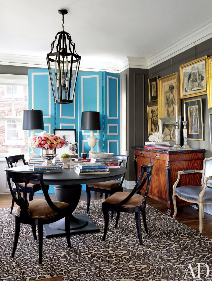 The Most Elegant Round Dining Table Decor Ideas Home