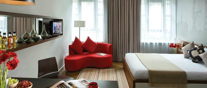 Discover this Studio Apartment