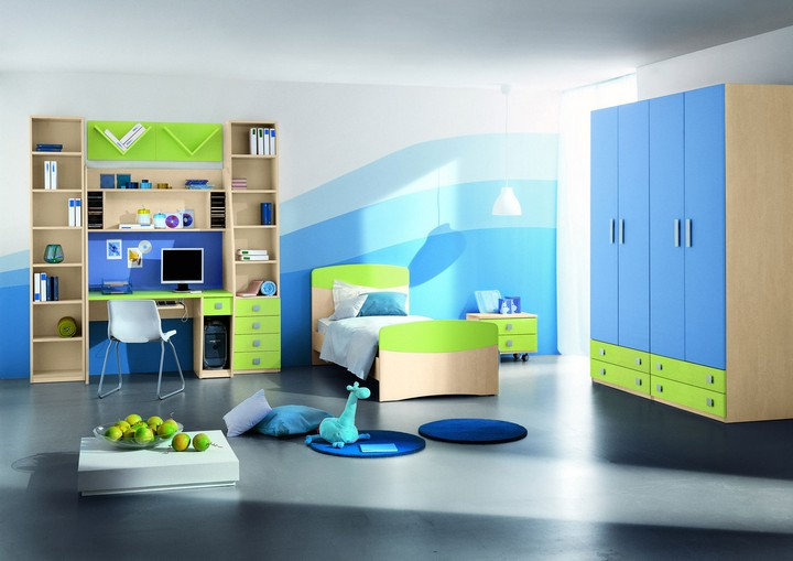 Blue: The New Trend For Your Children's Room Blue: The New Trend For Your Children's Room Blue: The New Trend For Your Children's Room 19