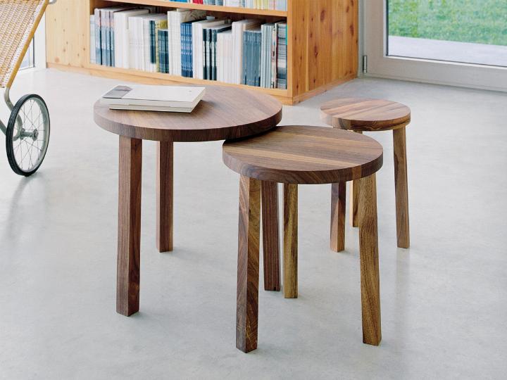 Beautiful Nesting Tables: Set of 3 Beautiful Nesting Tables: Set of 3 Beautiful Nesting Tables: Set of 3 1993