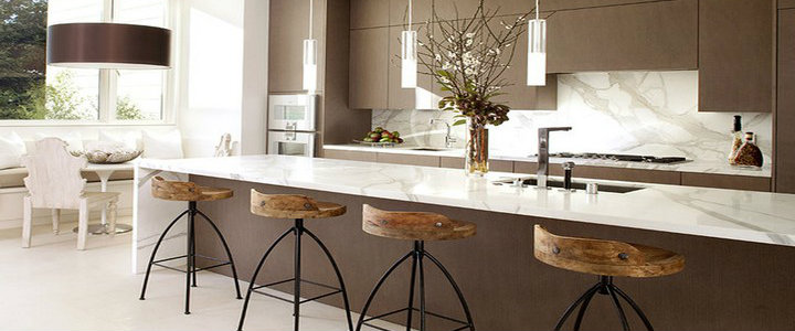 Modern rustic kitchens, follow this trend!