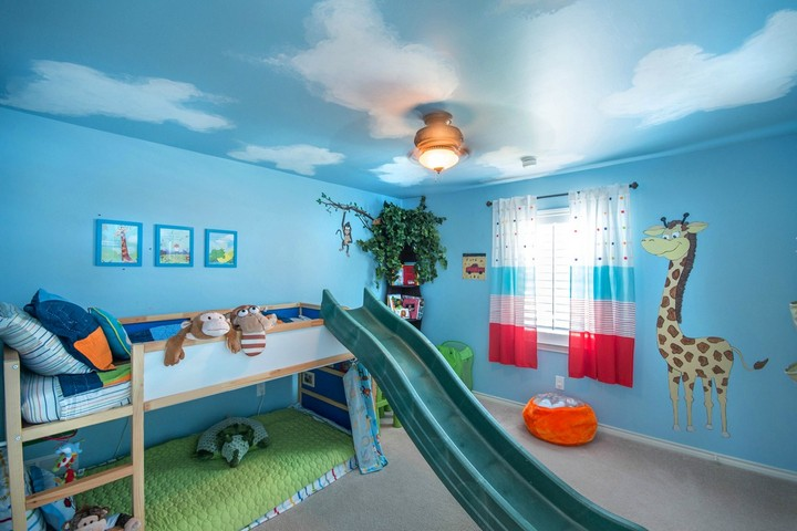 Blue: The New Trend For Your Children's Room Blue: The New Trend For Your Children's Room Blue: The New Trend For Your Children's Room 28