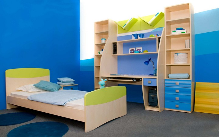 Blue: The New Trend For Your Children's Room Blue: The New Trend For Your Children's Room Blue: The New Trend For Your Children's Room 47