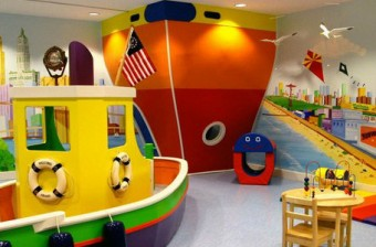How to create a playroom in your home