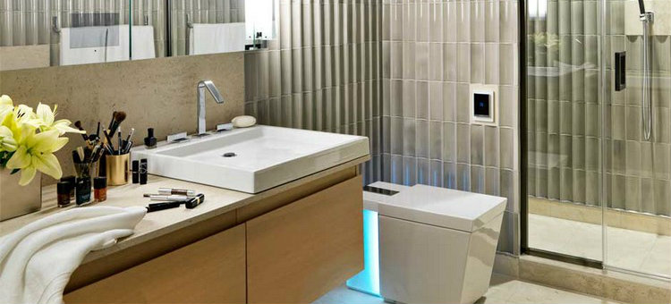2015 Trend Alert: 5 Beautiful Designer Bathrooms
