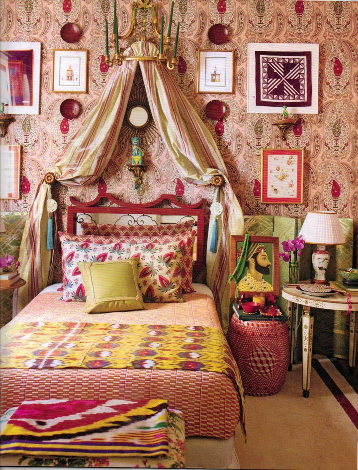 DECOR TIPS: SOMETIMES MORE IS MORE…! BY ELLE DECOR