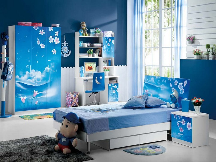 Blue: The New Trend For Your Children's Room Blue: The New Trend For Your Children's Room Blue: The New Trend For Your Children's Room 84