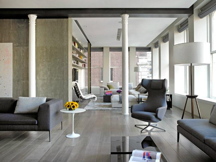 Amazing New York Lofts Apartments Amazing New York Lofts Apartments Amazing New York Lofts Apartments BondSt loft 0031