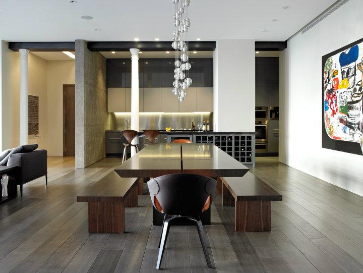 Amazing New York Lofts Apartments Amazing New York Lofts Apartments Amazing New York Lofts Apartments BondSt table 0059