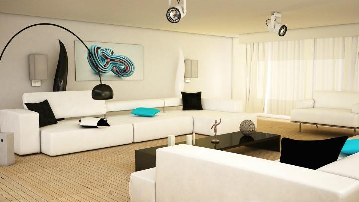 Colorful-Arc-Lamp-Design-Ideas2 Arc Lamp Design Ideas For Your Living Room Arc Lamp Design Ideas For Your Living Room Colorful Arc Lamp Design Ideas2