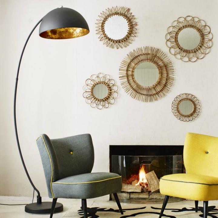Colorful-Arc-Lamp-Design-Ideas4 Arc Lamp Design Ideas For Your Living Room Arc Lamp Design Ideas For Your Living Room Colorful Arc Lamp Design Ideas4