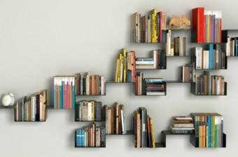10 Creative Bookshelf Designs