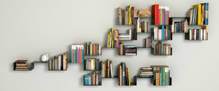 10 Creative Bookshelf Designs Home