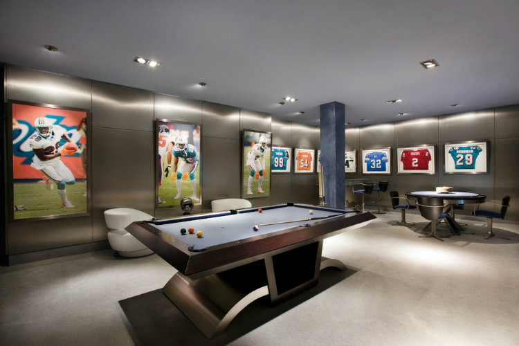 Custom Man Cave Shed : How to turn your garage into a party