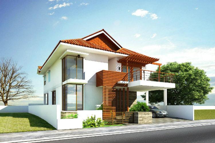 Groovy Amazing Home Exteriors Home Decor Ideas Inspirational Interior Design Netriciaus