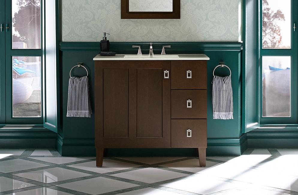 Kohler Vanity 1 Interior Design Best Of Year Awards 2014 – Bath: Cabinetry Interior Design Best Of Year Awards 2014 – Bath: Cabinetry Kohler Vanity 1