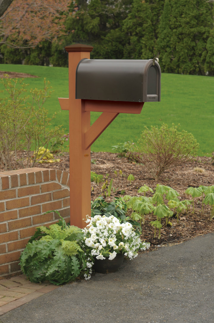 How to add Style to your Front Door How to add Style to your Front Door How to add Style to your Front Door Mailbox Post T