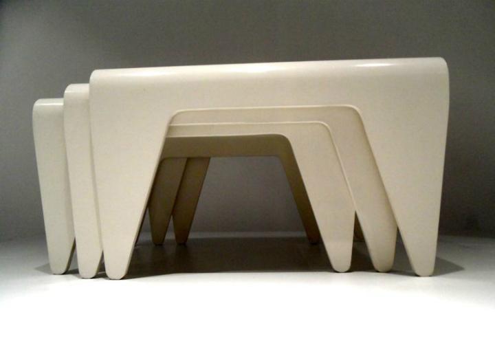 10 modern Nesting Tables 10 Modern Nesting Tables 10 Modern Nesting Tables Marcel Breuer Nesting Tables 100