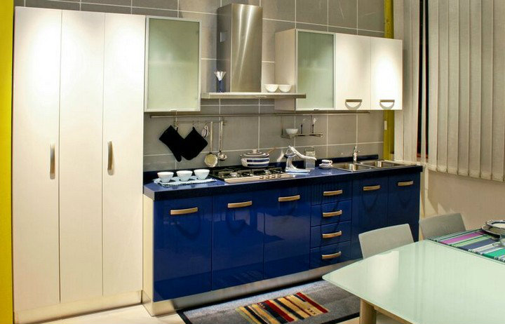 Blue Kitchen…why not? Blue Kitchen…Why not? Blue Kitchen…Why not? PCGLAD