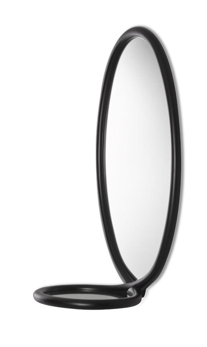 Porro Loop Mirror (2) 5 gorgeous designer black mirrors 5 gorgeous designer black mirrors Porro Loop Mirror 2