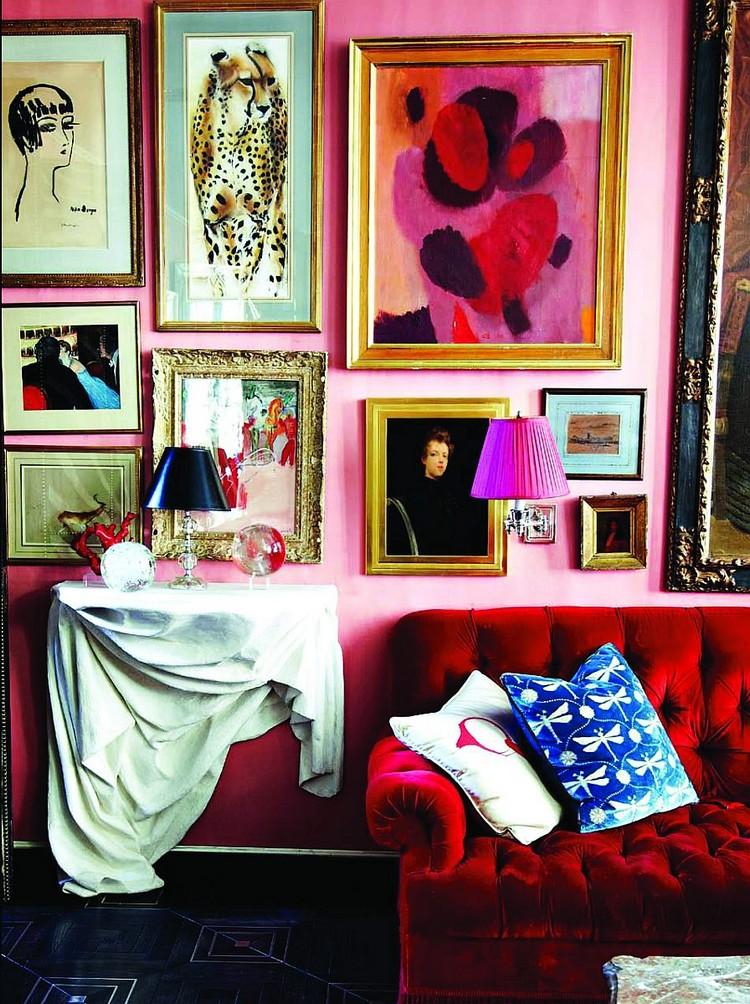 Home Decor In Marsala Pantone S 2015 Color Home Decor Ideas