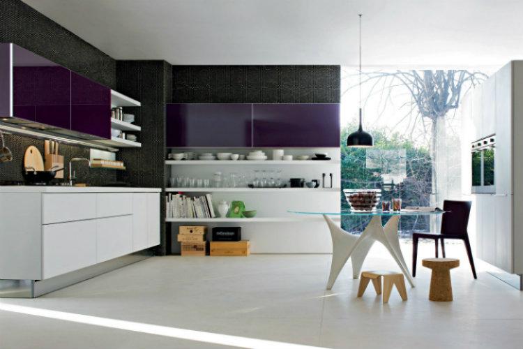 Best ideas of 2014 Best ideas of 2014 Best ideas of 2014 Purple kitchen cabinets