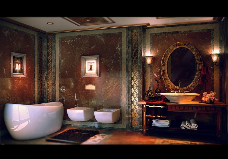 bathtub 1 Bathroom: The New Centerpiece of a Home Bathroom: The New Centerpiece of a Home bathtub 11
